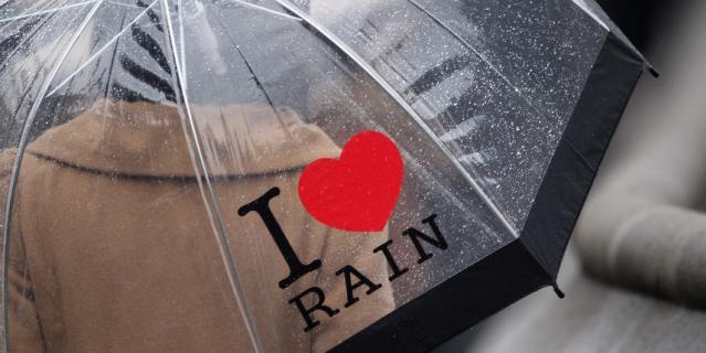 МЧС предупреждает петербуржцев о дождях в воскресенье