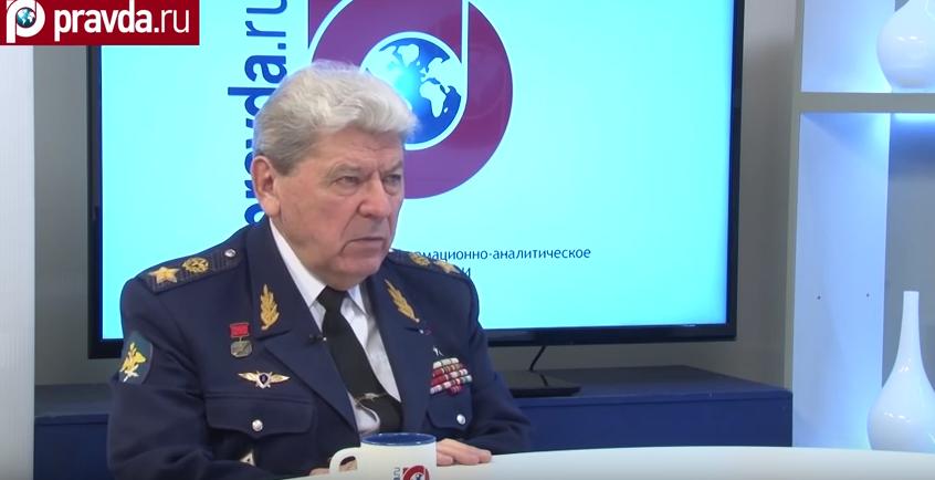 Ушел из жизни первый главком ВВС России Петр Дейнекин. Фото Скриншот Youtube