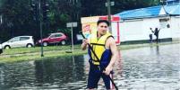 Красноярск ушел под воду: в городе объявлен режим ЧС