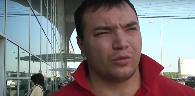 Андрей Драчев - архивное видео. Фото Скриншот  YouTube