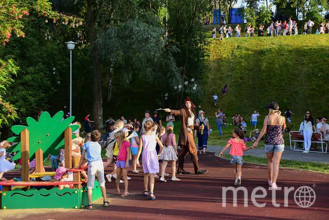 Международный фестиваль фейерверков в Москве. Фото предоставлено организаторами