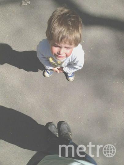 В Петербурге нашли брошенного 6-летнего ребенка. Фото Getty