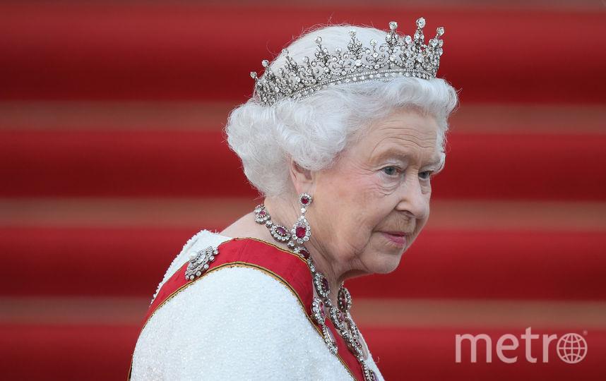 Короева Елизавета II. Фото Getty