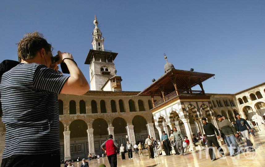 Дамаск, Сирия. Фото Getty