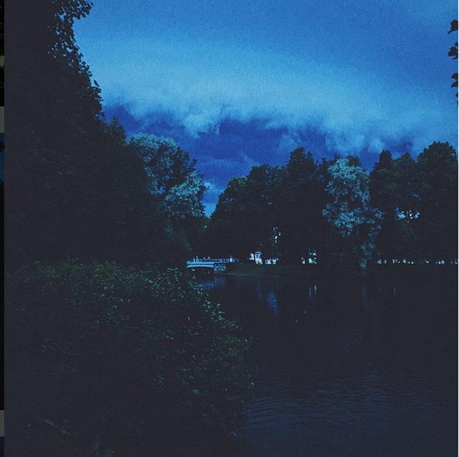 "Над Петербургом прошли ""тучи апокалипсиса"". Фото https://www.instagram.com/_barefooted_/"