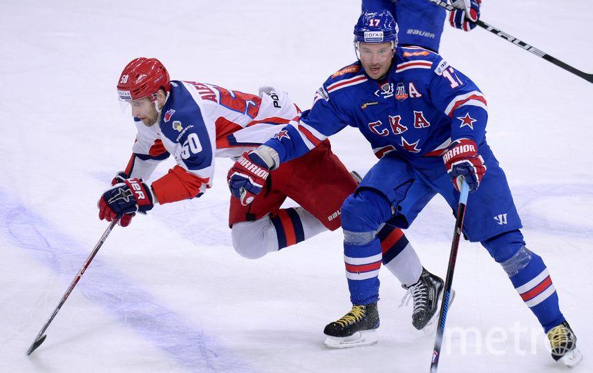 СКА и ЦСКА откроют сезон. Фото photo.khl.ru | Юрий Кузьмин