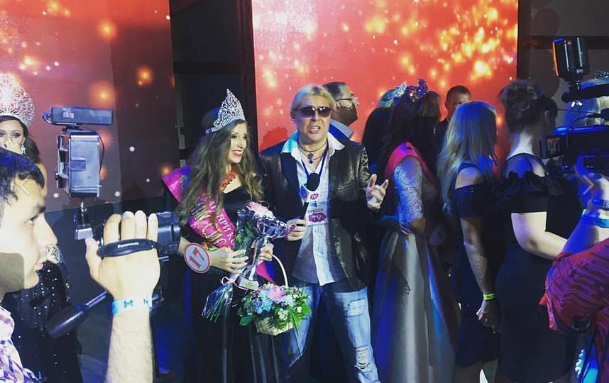 Елизавета Родина - обладательница Гран-При конкурса. Фото Скриншот соцсети Елизаветы Родиной.