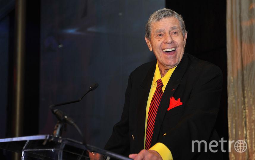 ВЛас-Вегасе скончался легендарный голливудский комик Джерри Льюис