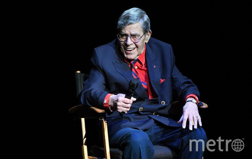 Голливудский актер-комик скончался  ввозрасте 91 года— Смерть Джерри Льюиса