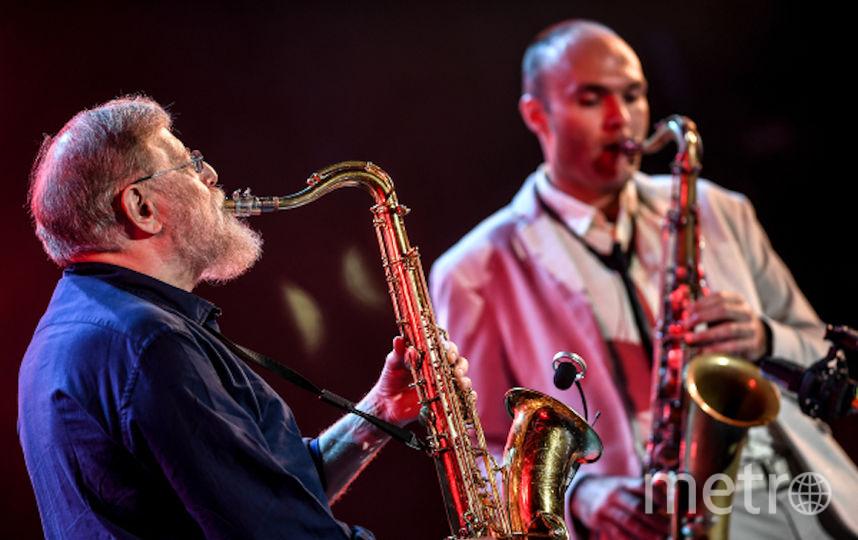 Коктебель окунулся в джаз в юбилейный раз. Фото РИА Новости