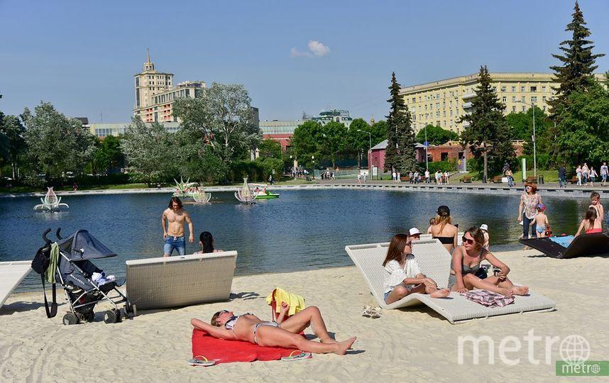 """Синоптики пообещали москвичам бабье лето. Фото Василий Кузьмичёнок, """"Metro"""""""