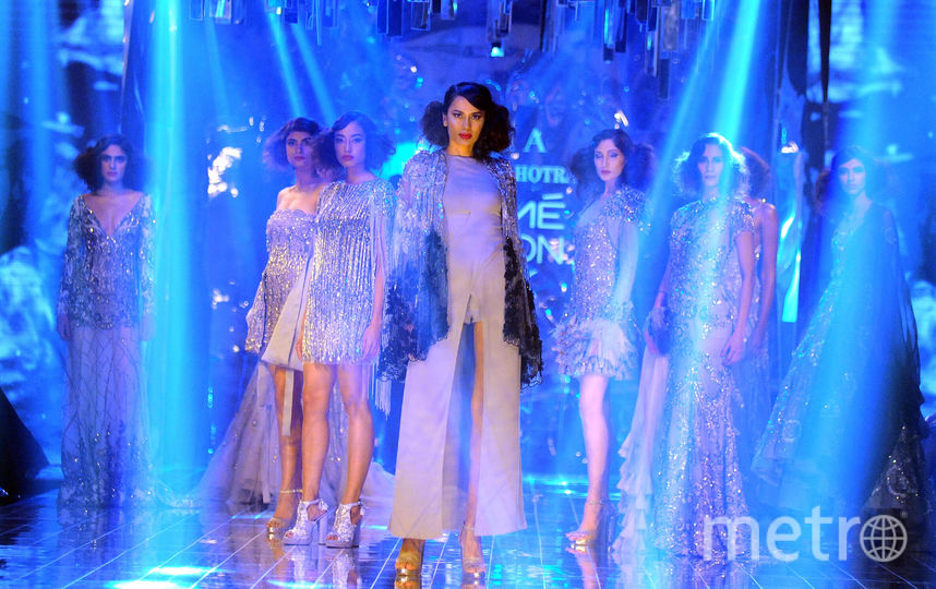 Lakme Fashion Week. Фото AFP