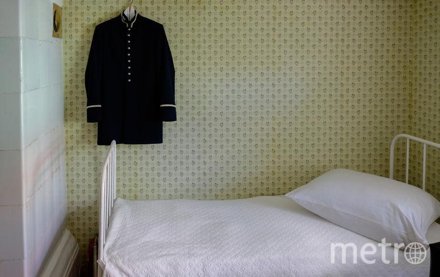 """Музей сохранили только в одном доме. Фото """"Metro"""""""