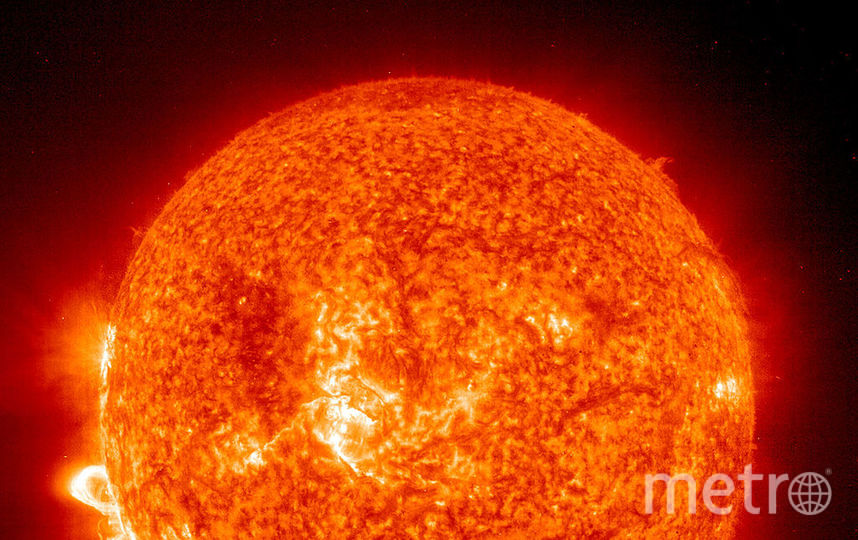 Солнце. Фото Getty