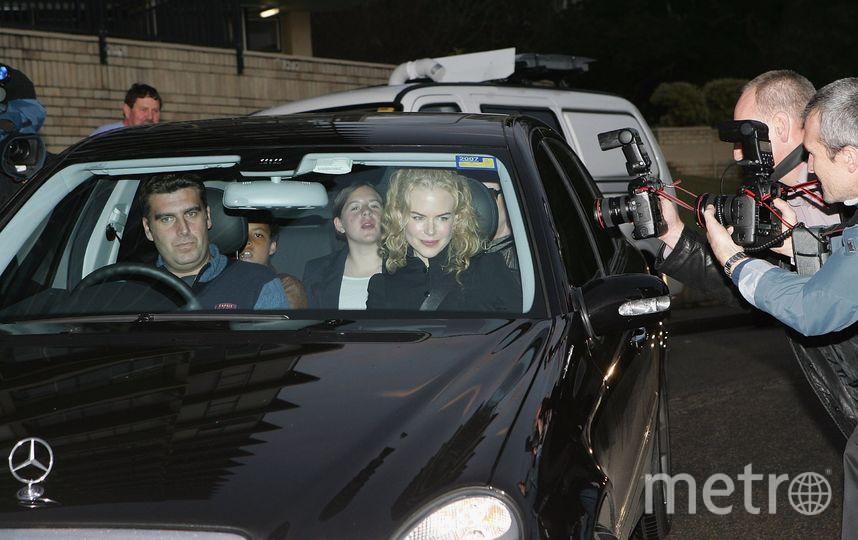 Николь Кидман поквиталась с неверным супругом. Фото Getty