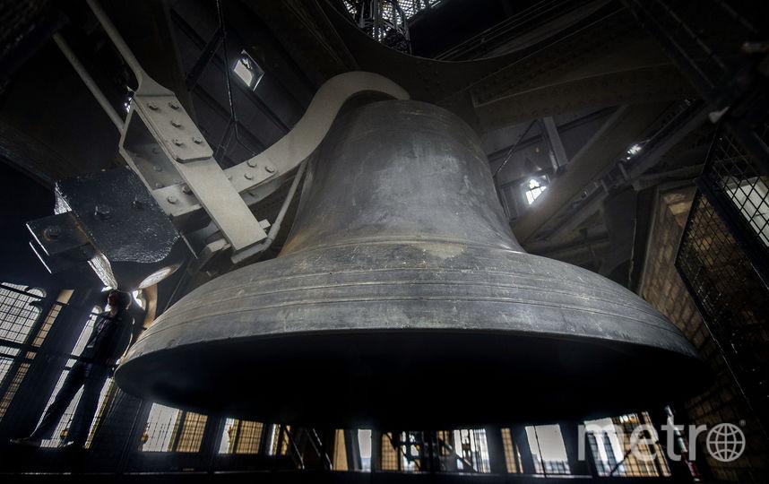 Биг-Бен изнутри. Фото AFP