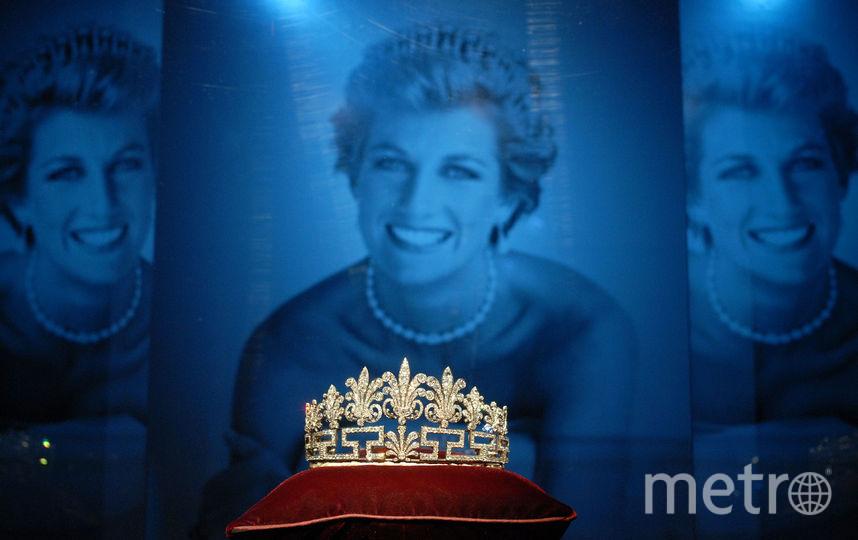 Принцесса Диана, погибла в автокатастрофе в Париже в 1997 году. Фото Getty