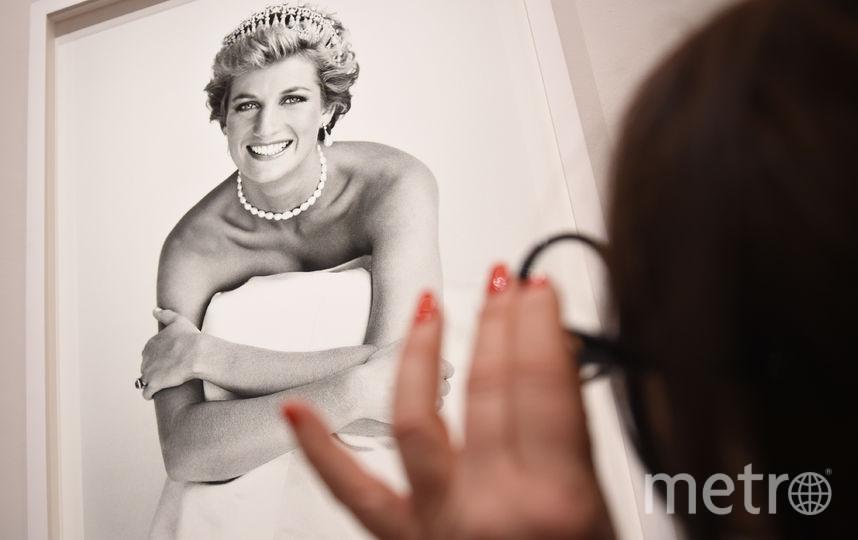 Диана, принцесса Уэльская. Фото Getty