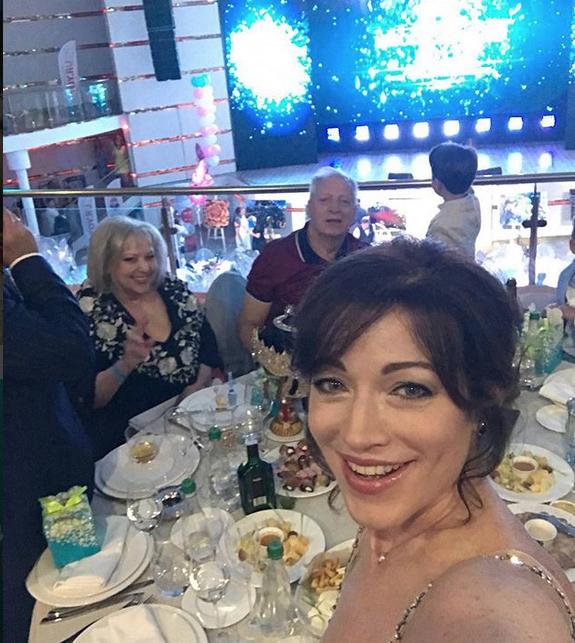 Алена Хмельницкая - член жюри конкурса. Фото Скриншот www.instagram.com/alxmel/