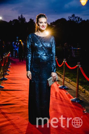 Елена Исинбаева. Фото Предоставлено пресс-службой фестиваля.