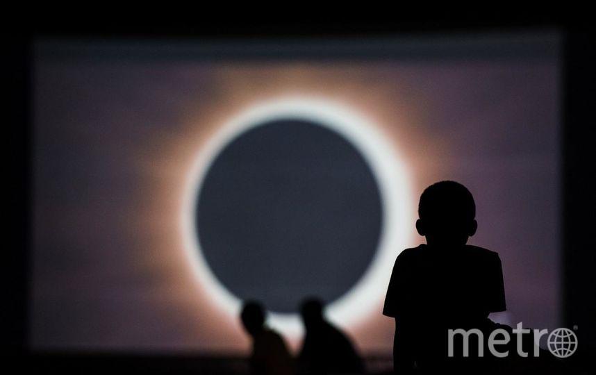 Американцы ждут затмение солнца 21 августа. Фото Getty