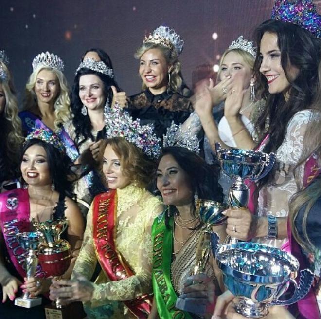"""Фотоархив конкурса """"Миссис Россия - 2017""""."""