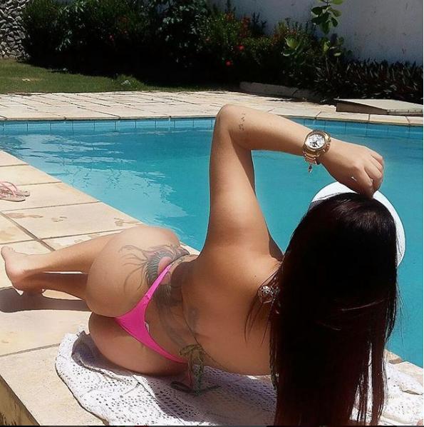 Паула Леледе. Фото официальная страничка Паулы Леледе в Instagram.