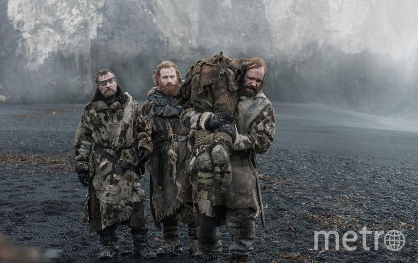 """Всем актёрам из """"Игры Престолов"""" пришлось на съёмках несладко. Фото HBO"""