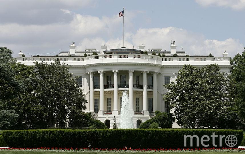 Белый дом. Фото Getty
