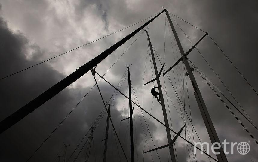 Яхта. Фото Getty