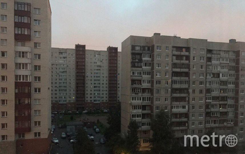 В Петербурге произошло крупное отключение света. Фото все - vk.com/spb_today