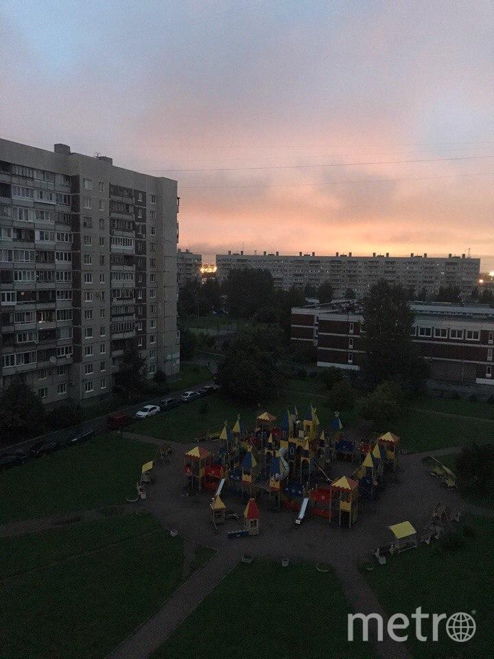В Петербурге произошло крупное отключение света.