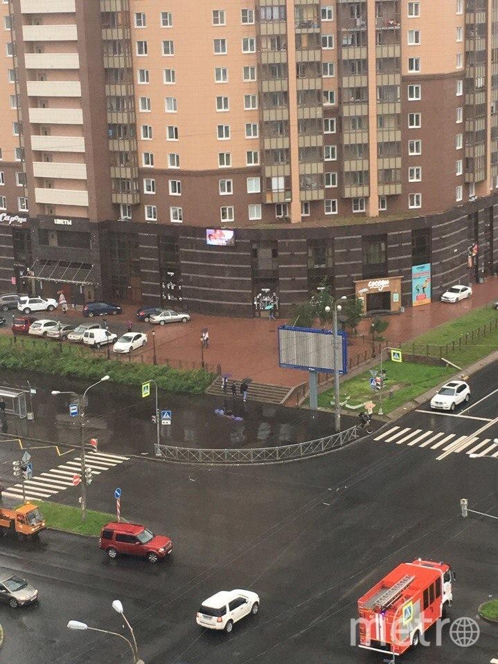 ДТП произошло утром 22 августа на перекрёстке Северного и Есенина. Фото vk.com