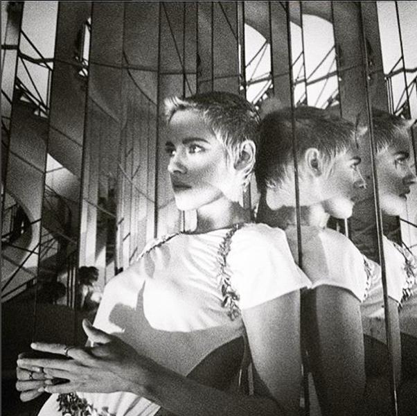 Кристен Стюарт. Фото instagram.com/voguestewart/?hl=ru.