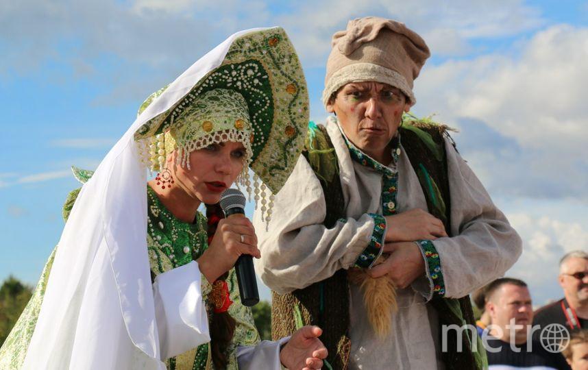 Дети вспомнят русские сказки и пообщаются с их персонажами | «кидбург».