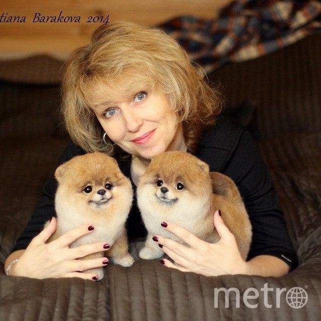 Фото из инстаграм Татьяны Бараковой. Фото www.instagram.com/tatianabarakova/