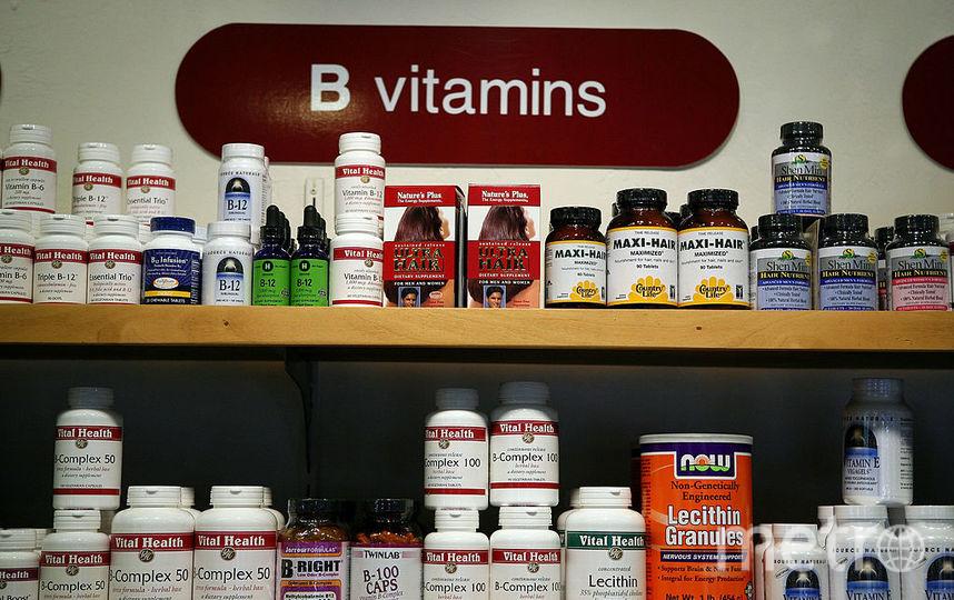 Учёные: Витамин В повышает риск развития рака лёгких у мужчин. Фото Getty