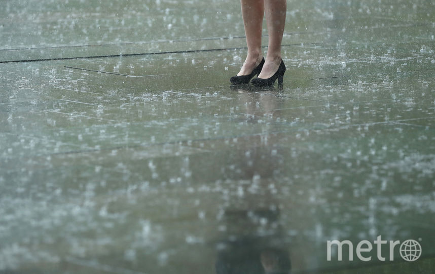 МЧС предупреждает жителей Ленобласти о сильных дождях. Фото Getty