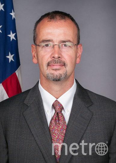 Энтони Годфри. Фото предоставлено Посольством США.