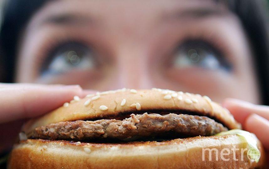 Биг-Мак. Фото Getty