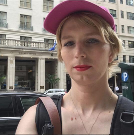 Челси Мэннинг. Фото Скриншот Instagram/xychelsea87