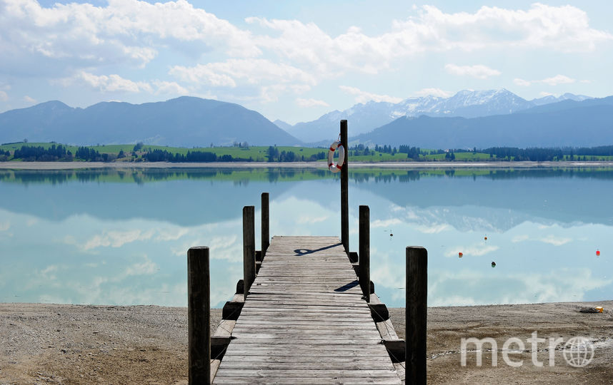 Озеро. Фото Getty