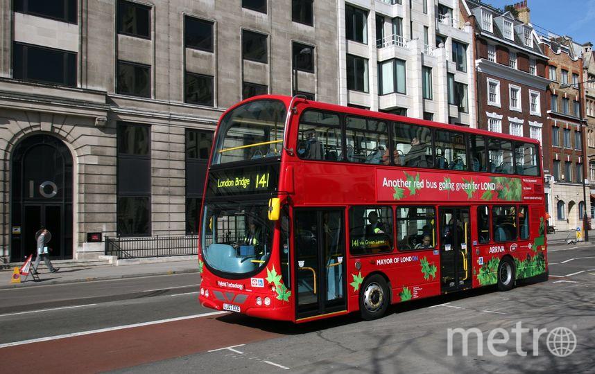 Автобус. Фото Getty