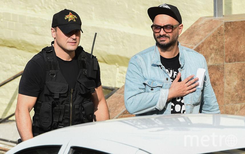 Решением суда Серебренников помещён под домашний арест. Фото AFP