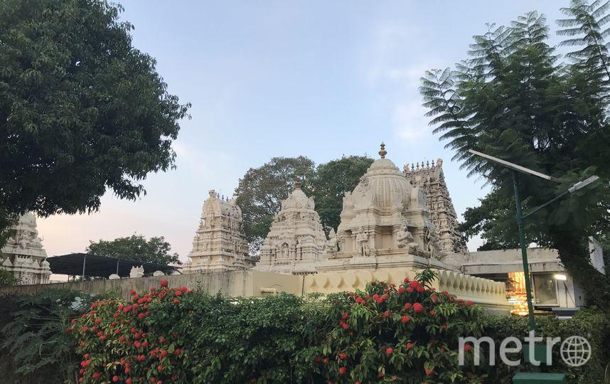 В Индии очень много дворцов. Фото Анна Сирота