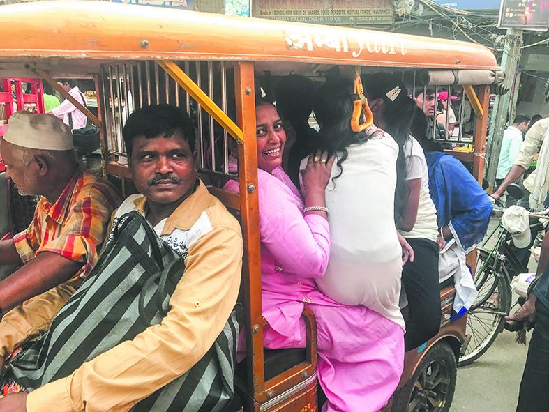 Старый город в Дели. Посетить старую часть индийской столицы необходимо по одной причине: вы точно нигде такого не видели. Фото Анна Сирота