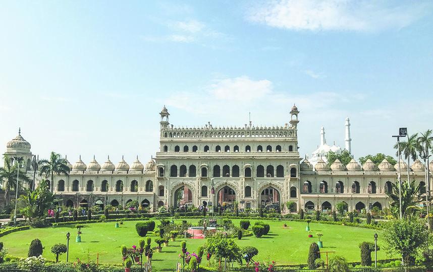 Красота на каждом шагу. В Индии очень много прекрасных храмов и дворцов. Фото Анна Сирота