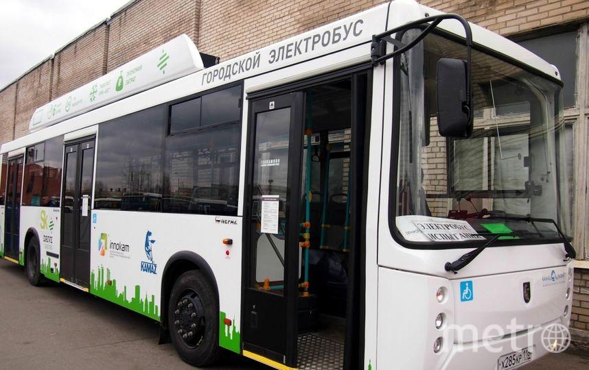 В ноябре 2016-го – январе 2017-го «Пассажиравтотранс» провёл первые в городе испытания электробуса «КАМАЗ» | «Пассажиравтотранс».