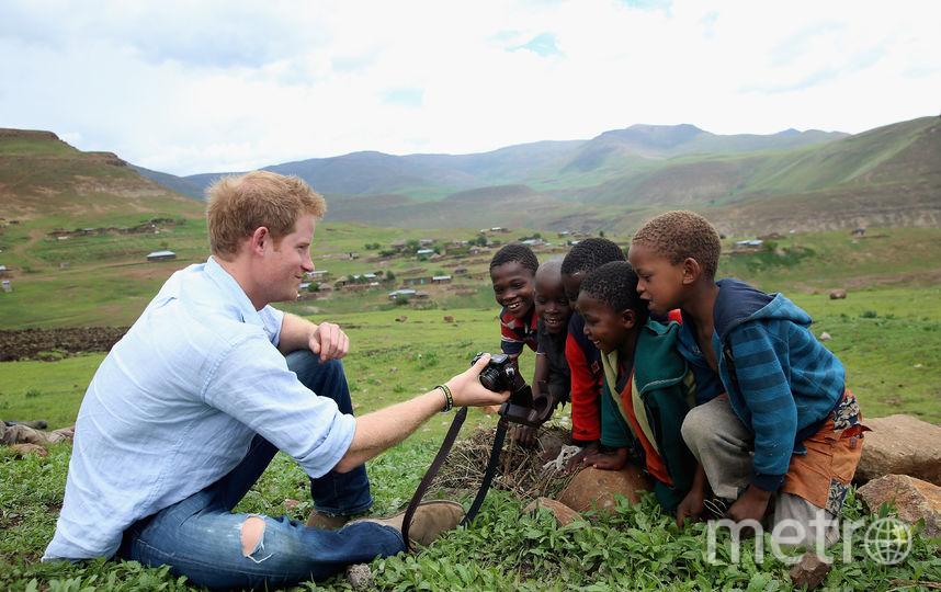 СМИ: Принц Гарри сделал предложение Меган Маркл. Фото Getty