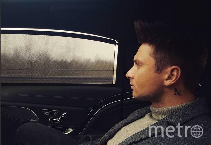 Сергей Лазарев показал фото подросшего сына. Фото Скриншот Instagram:lazarevsergey